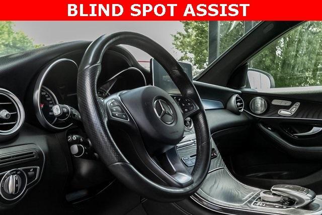 Used 2018 Mercedes-Benz GLC GLC 300 for sale $33,995 at Gravity Autos Atlanta in Chamblee GA 30341 8