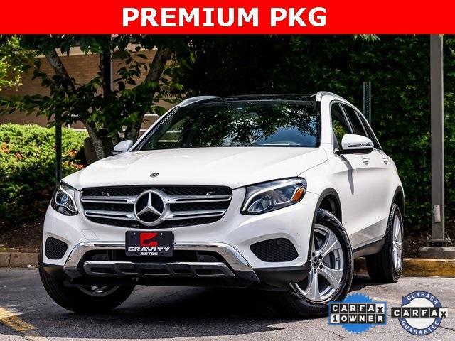 Used 2018 Mercedes-Benz GLC GLC 300 for sale $33,995 at Gravity Autos Atlanta in Chamblee GA 30341 1