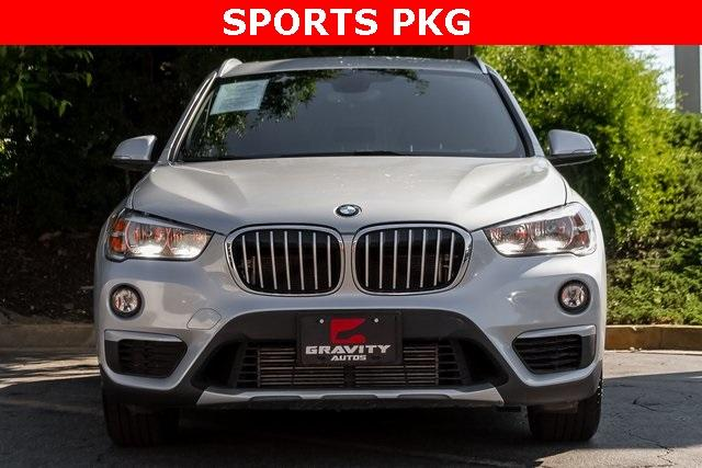 Used 2018 BMW X1 xDrive28i for sale Sold at Gravity Autos Atlanta in Chamblee GA 30341 2