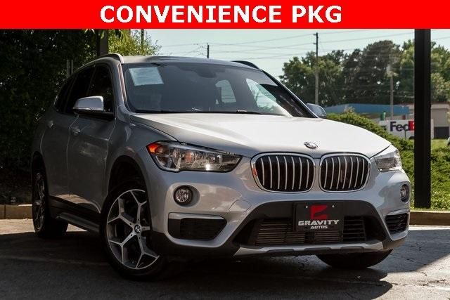 Used 2018 BMW X1 xDrive28i for sale Sold at Gravity Autos Atlanta in Chamblee GA 30341 3