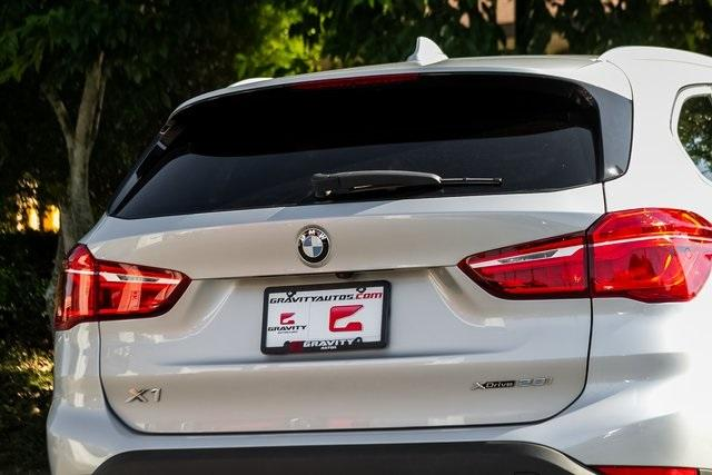 Used 2018 BMW X1 xDrive28i for sale Sold at Gravity Autos Atlanta in Chamblee GA 30341 37