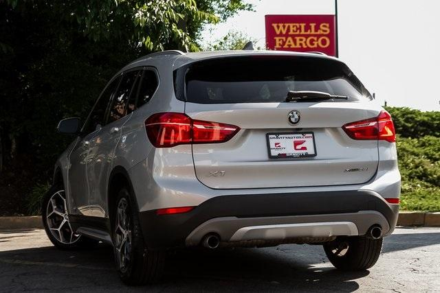 Used 2018 BMW X1 xDrive28i for sale Sold at Gravity Autos Atlanta in Chamblee GA 30341 39