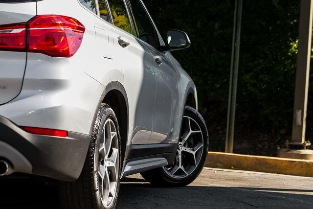Used 2018 BMW X1 xDrive28i for sale Sold at Gravity Autos Atlanta in Chamblee GA 30341 42