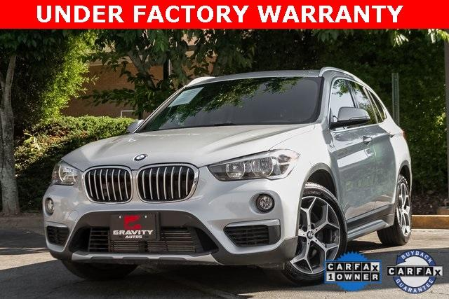 Used 2018 BMW X1 xDrive28i for sale Sold at Gravity Autos Atlanta in Chamblee GA 30341 1