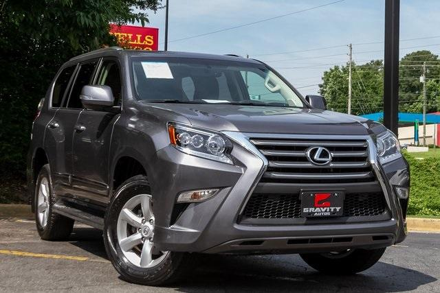 Used 2018 Lexus GX 460 for sale Sold at Gravity Autos Atlanta in Chamblee GA 30341 3