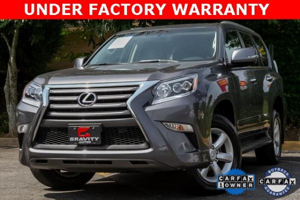 Used Used 2018 Lexus GX 460 for sale $39,985 at Gravity Autos Atlanta in Chamblee GA
