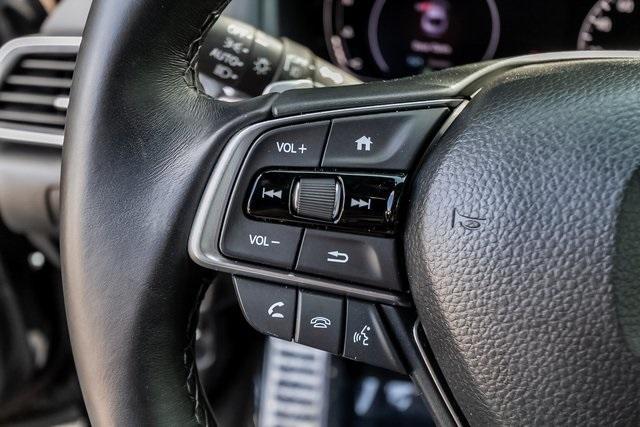 Used 2020 Honda Accord Sport 2.0T for sale $28,995 at Gravity Autos Atlanta in Chamblee GA 30341 10