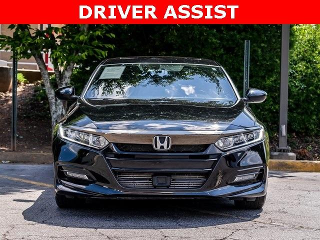Used 2020 Honda Accord Sport 2.0T for sale $28,995 at Gravity Autos Atlanta in Chamblee GA 30341 2