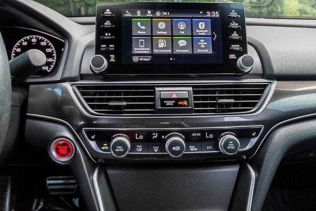 Used 2020 Honda Accord Sport 2.0T for sale $28,995 at Gravity Autos Atlanta in Chamblee GA 30341 20