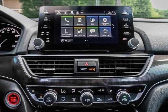 Used 2020 Honda Accord Sport 2.0T for sale $28,995 at Gravity Autos Atlanta in Chamblee GA 30341 21