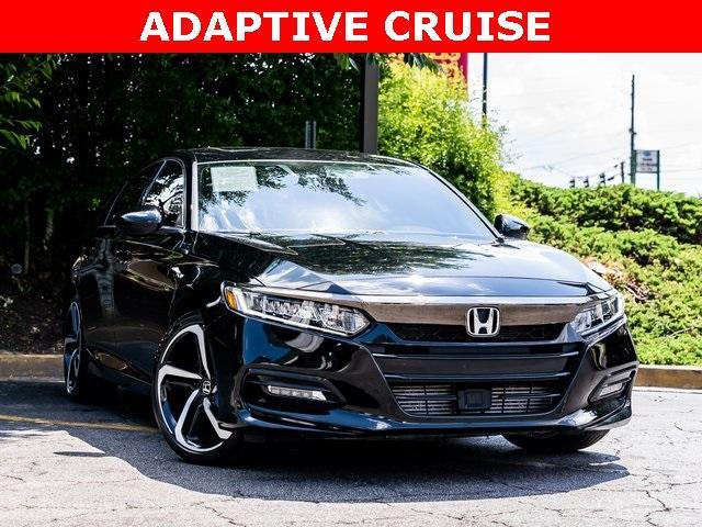 Used 2020 Honda Accord Sport 2.0T for sale $28,995 at Gravity Autos Atlanta in Chamblee GA 30341 3
