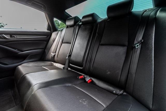 Used 2020 Honda Accord Sport 2.0T for sale $28,995 at Gravity Autos Atlanta in Chamblee GA 30341 35