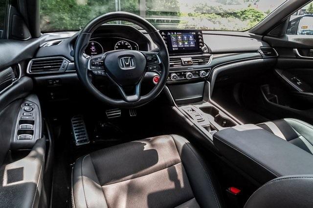 Used 2020 Honda Accord Sport 2.0T for sale $28,995 at Gravity Autos Atlanta in Chamblee GA 30341 4