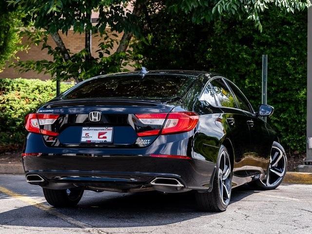 Used 2020 Honda Accord Sport 2.0T for sale $28,995 at Gravity Autos Atlanta in Chamblee GA 30341 41