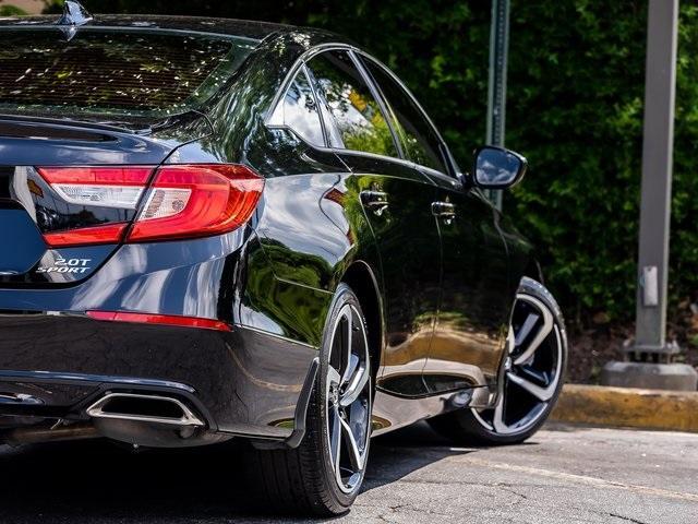 Used 2020 Honda Accord Sport 2.0T for sale $28,995 at Gravity Autos Atlanta in Chamblee GA 30341 42