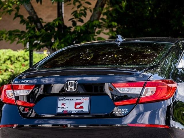 Used 2020 Honda Accord Sport 2.0T for sale $28,995 at Gravity Autos Atlanta in Chamblee GA 30341 43