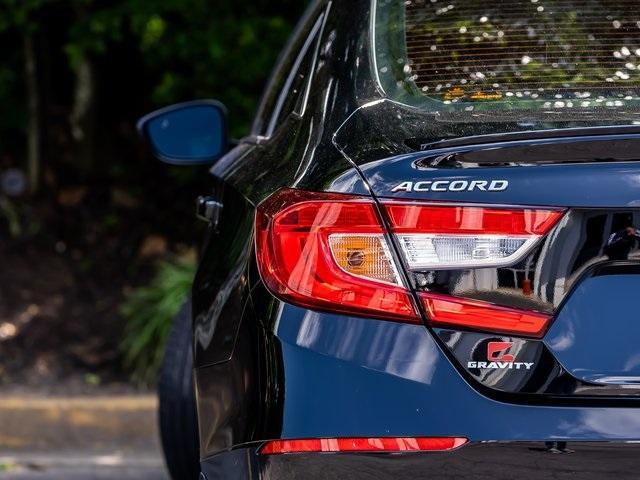 Used 2020 Honda Accord Sport 2.0T for sale $28,995 at Gravity Autos Atlanta in Chamblee GA 30341 44