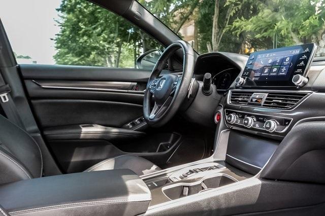 Used 2020 Honda Accord Sport 2.0T for sale $28,995 at Gravity Autos Atlanta in Chamblee GA 30341 6