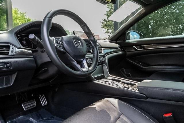 Used 2020 Honda Accord Sport 2.0T for sale $28,995 at Gravity Autos Atlanta in Chamblee GA 30341 7