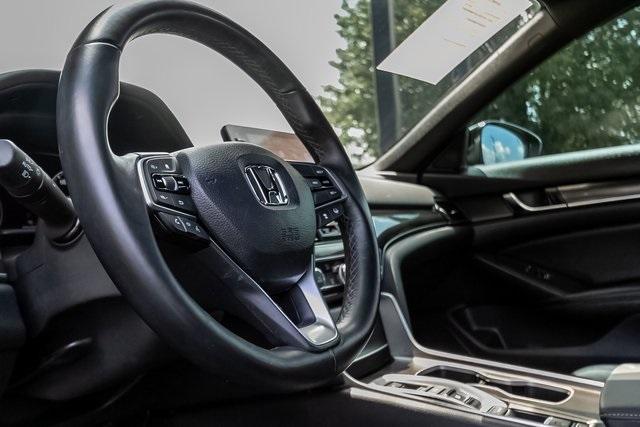 Used 2020 Honda Accord Sport 2.0T for sale $28,995 at Gravity Autos Atlanta in Chamblee GA 30341 8