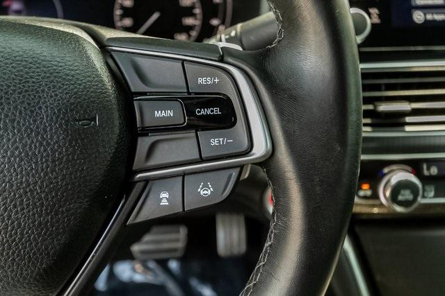 Used 2020 Honda Accord Sport 2.0T for sale $28,995 at Gravity Autos Atlanta in Chamblee GA 30341 9