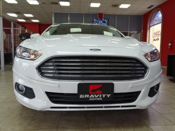Used 2013 Ford Fusion SE Hybrid for sale Sold at Gravity Autos in Roswell GA 30076 2