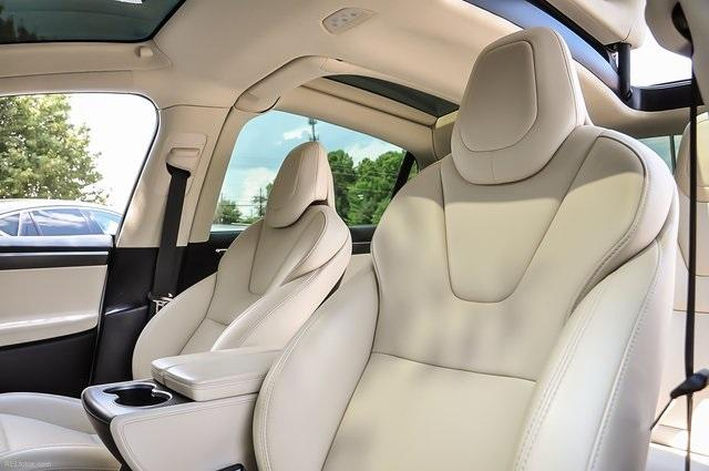 Used 2018 Tesla Model X 100D for sale $76,995 at Gravity Autos Atlanta in Chamblee GA 30341 10