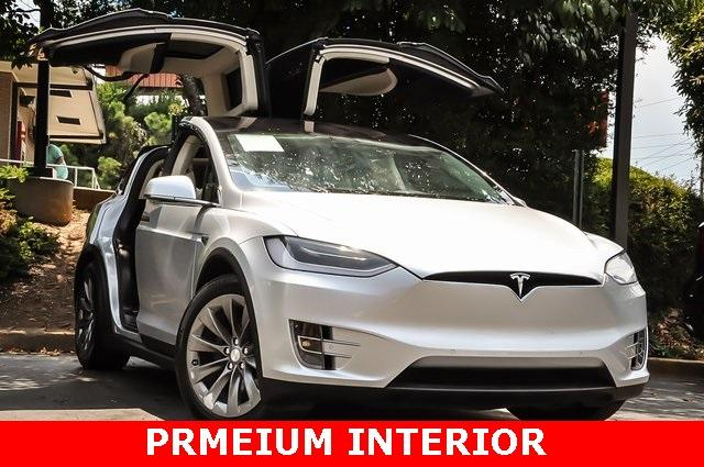 Used 2018 Tesla Model X 100D for sale $76,995 at Gravity Autos Atlanta in Chamblee GA 30341 2