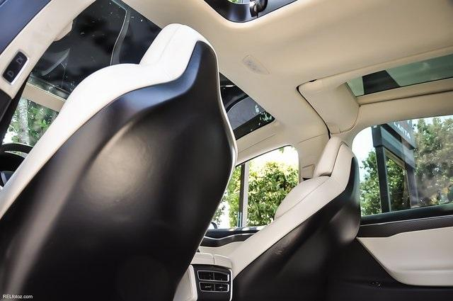 Used 2018 Tesla Model X 100D for sale $76,995 at Gravity Autos Atlanta in Chamblee GA 30341 24