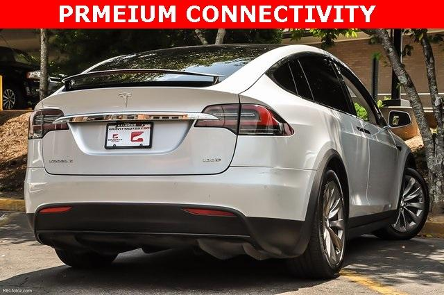 Used 2018 Tesla Model X 100D for sale $76,995 at Gravity Autos Atlanta in Chamblee GA 30341 4