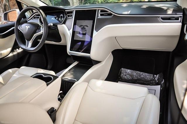 Used 2018 Tesla Model X 100D for sale $76,995 at Gravity Autos Atlanta in Chamblee GA 30341 8