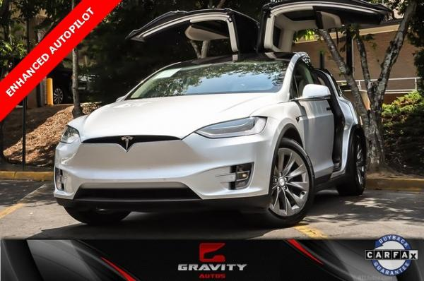 Used Used 2018 Tesla Model X 100D for sale $76,995 at Gravity Autos Atlanta in Chamblee GA