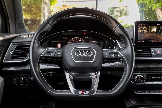 Used 2018 Audi SQ5 3.0T Prestige for sale $43,499 at Gravity Autos Atlanta in Chamblee GA 30341 10