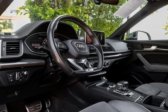 Used 2018 Audi SQ5 3.0T Prestige for sale $43,499 at Gravity Autos Atlanta in Chamblee GA 30341 11