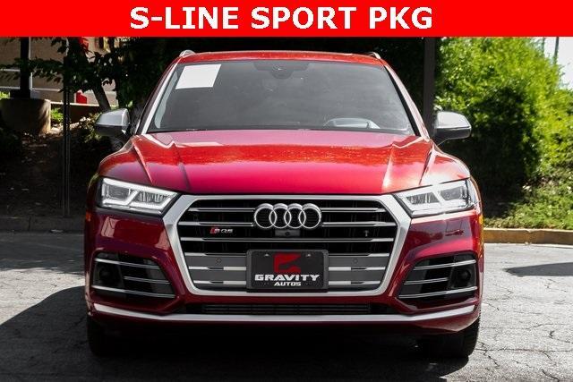Used 2018 Audi SQ5 3.0T Prestige for sale $43,499 at Gravity Autos Atlanta in Chamblee GA 30341 2