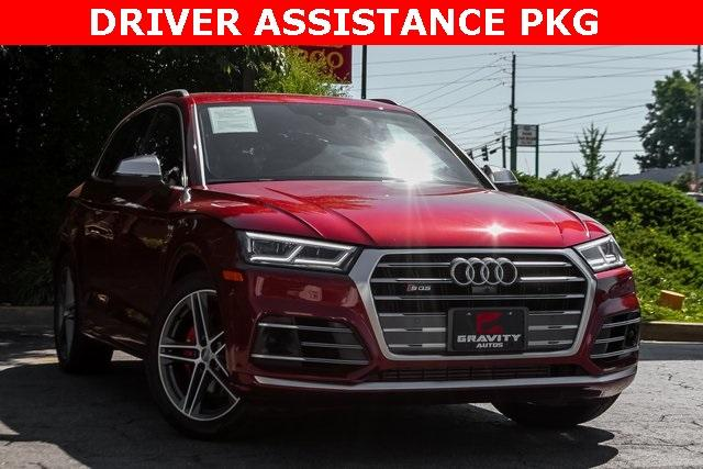 Used 2018 Audi SQ5 3.0T Prestige for sale $43,499 at Gravity Autos Atlanta in Chamblee GA 30341 3
