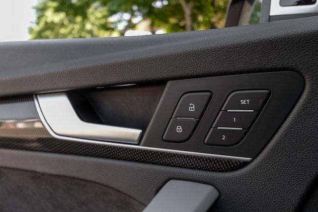 Used 2018 Audi SQ5 3.0T Prestige for sale $43,499 at Gravity Autos Atlanta in Chamblee GA 30341 35