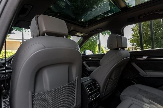 Used 2018 Audi SQ5 3.0T Prestige for sale $43,499 at Gravity Autos Atlanta in Chamblee GA 30341 42
