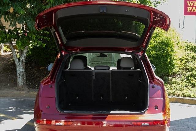 Used 2018 Audi SQ5 3.0T Prestige for sale $43,499 at Gravity Autos Atlanta in Chamblee GA 30341 46