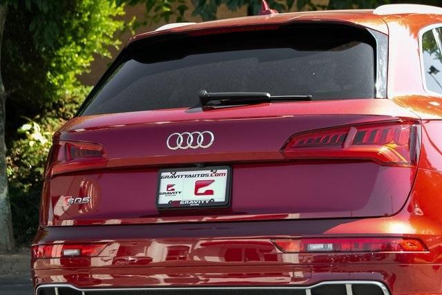 Used 2018 Audi SQ5 3.0T Prestige for sale $43,499 at Gravity Autos Atlanta in Chamblee GA 30341 49