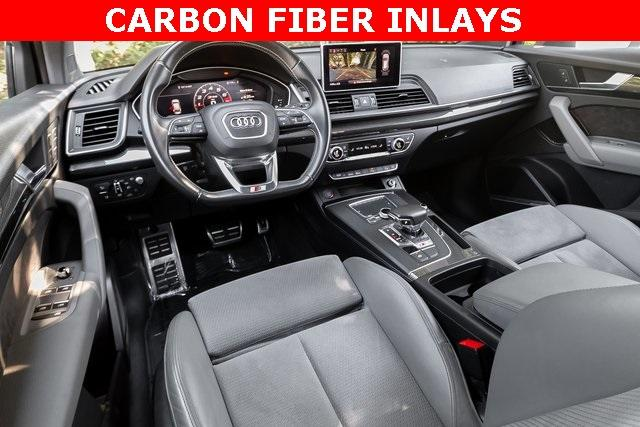 Used 2018 Audi SQ5 3.0T Prestige for sale $43,499 at Gravity Autos Atlanta in Chamblee GA 30341 5