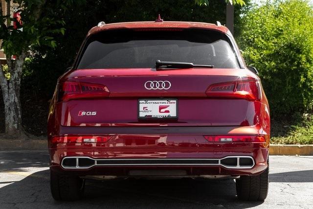 Used 2018 Audi SQ5 3.0T Prestige for sale $43,499 at Gravity Autos Atlanta in Chamblee GA 30341 52