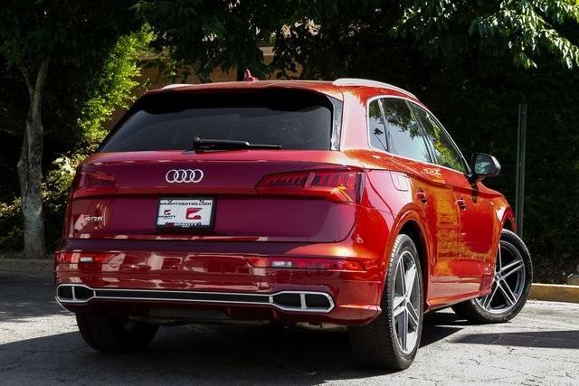 Used 2018 Audi SQ5 3.0T Prestige for sale $43,499 at Gravity Autos Atlanta in Chamblee GA 30341 53