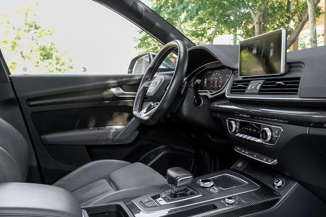 Used 2018 Audi SQ5 3.0T Prestige for sale $43,499 at Gravity Autos Atlanta in Chamblee GA 30341 8