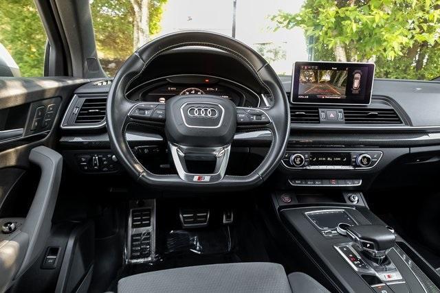 Used 2018 Audi SQ5 3.0T Prestige for sale $43,499 at Gravity Autos Atlanta in Chamblee GA 30341 9