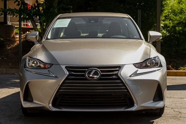 Used 2018 Lexus IS 300 for sale $29,749 at Gravity Autos Atlanta in Chamblee GA 30341 2