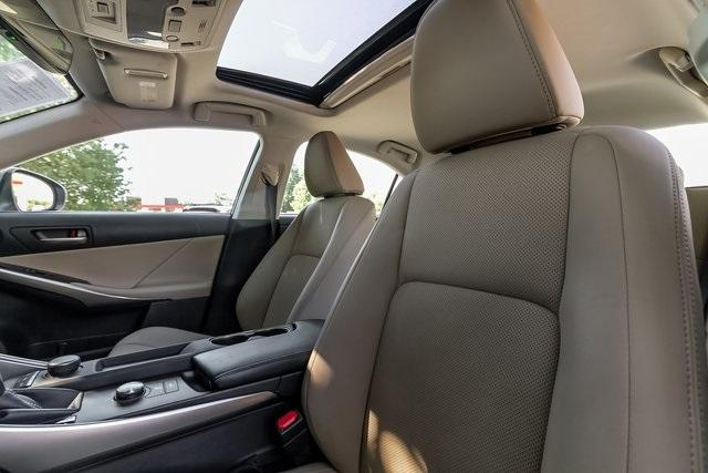 Used 2018 Lexus IS 300 for sale $29,749 at Gravity Autos Atlanta in Chamblee GA 30341 29