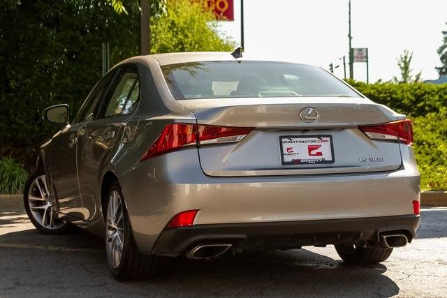 Used 2018 Lexus IS 300 for sale $29,749 at Gravity Autos Atlanta in Chamblee GA 30341 40