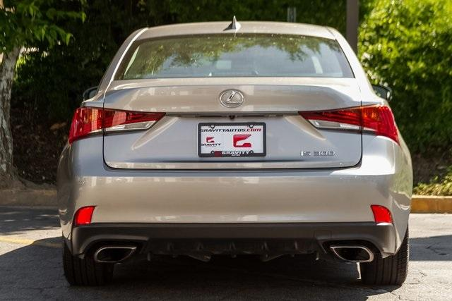 Used 2018 Lexus IS 300 for sale $29,749 at Gravity Autos Atlanta in Chamblee GA 30341 41