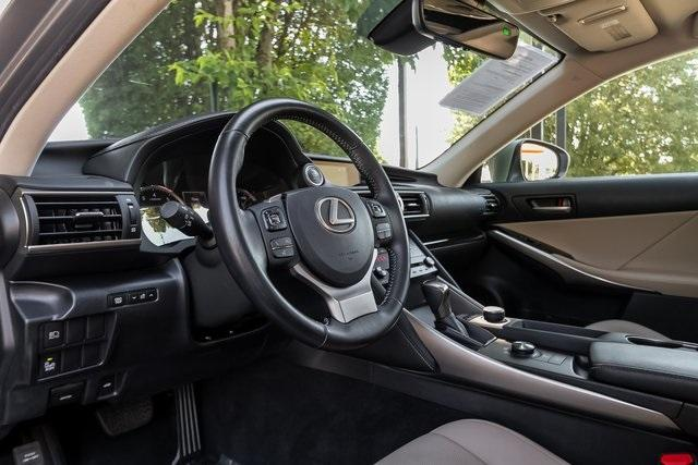 Used 2018 Lexus IS 300 for sale $29,749 at Gravity Autos Atlanta in Chamblee GA 30341 7